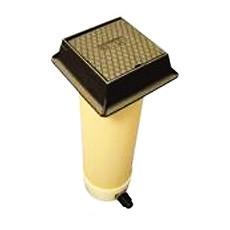 Meter Box Complete PLASTIC Lid
