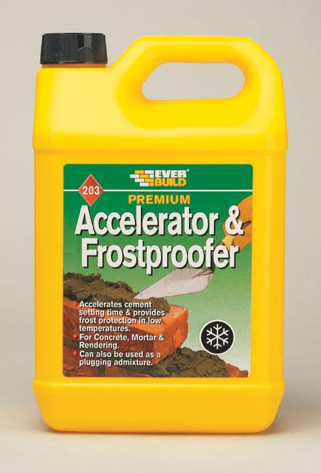 203 Accelerator & Frost Proofer 25ltr