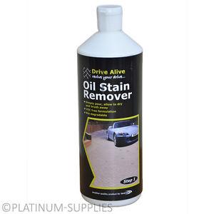 Bond It - Drive Alive Oil Stain Remover 1ltr