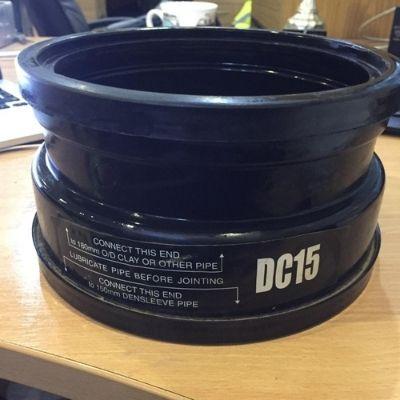 Adaptor DC15 150 DSV x 180 Supslve
