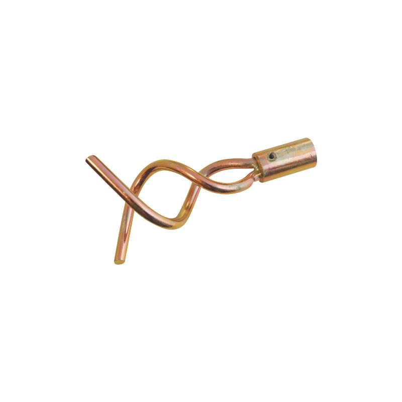 Double Worm Screw Brass (Universal)