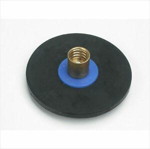 150mm (6) Rubber Plunger (Lockfast)