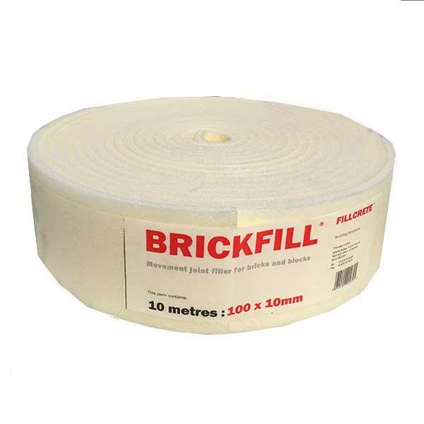 Expandafill 100mm x 10mm x 10mtr roll (tekcell2)