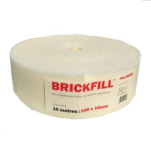 Expandafill 150mm x 10mm x 10mtr roll (tekcell2)