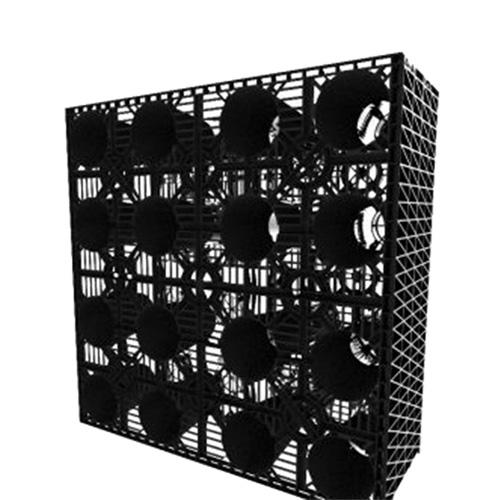 1000 x 1000 x 400mm (60 Tonne) Flood Crate