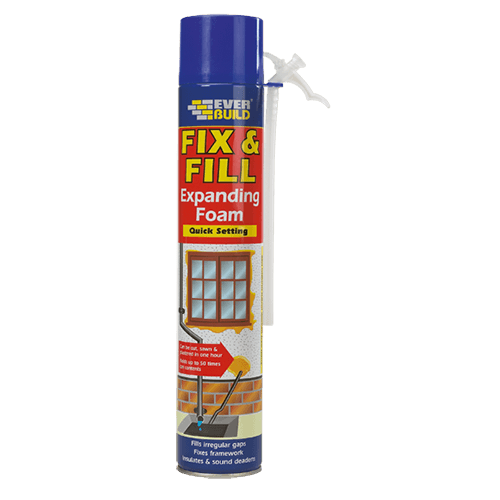 Fix & Fill Foam 500ml