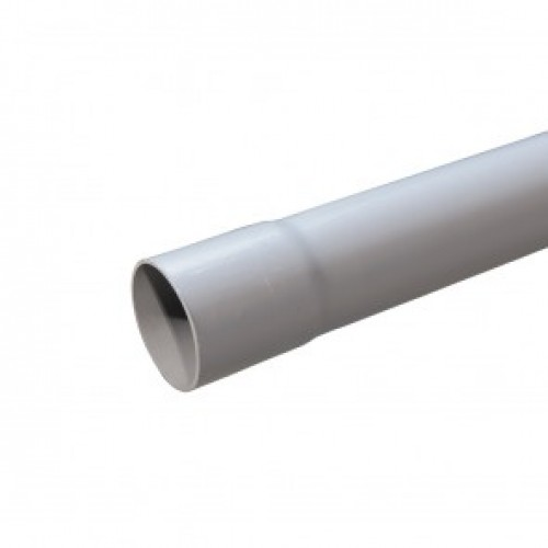 53.9mm x 3mtr Grey BT Duct