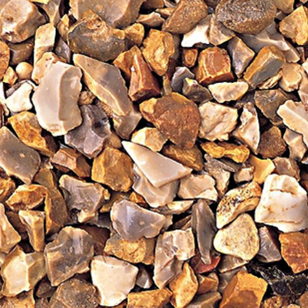 Golden Flint Bulk Bag 20mm
