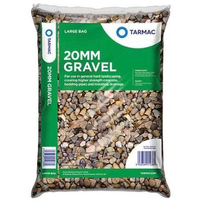 25kg 20mm Gravel (56 per pallet)