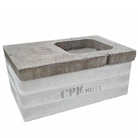 HIC Cover Slab 1000mm x 675 - 600 x 450mm (8 per pallet)