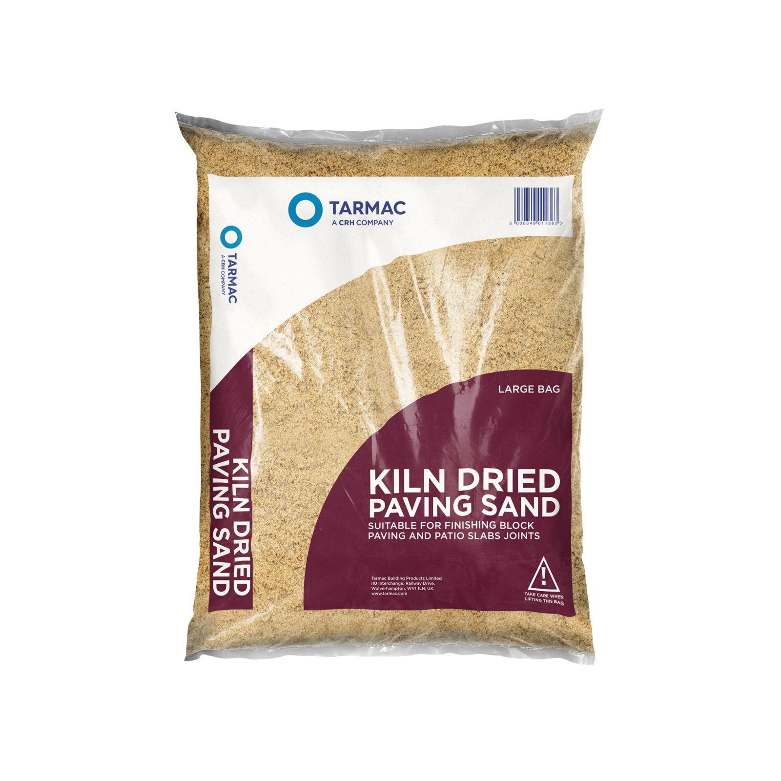25kg Kiln Dried Sand (64 pallet)