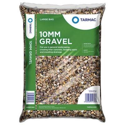 25kg 10mm Pea Gravel (56 per pallet)