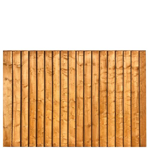 6x4 Premium Quality Framed Closeboard Panels
