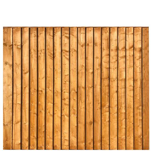 6x5 Premium Quality Framed Closeboard Panels