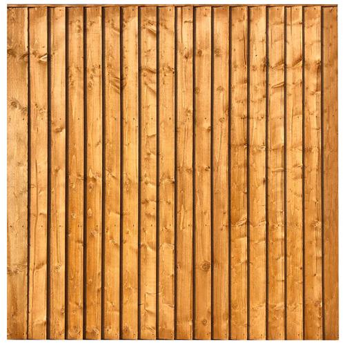 6x6 Premium Quality Framed Closeboard Panels