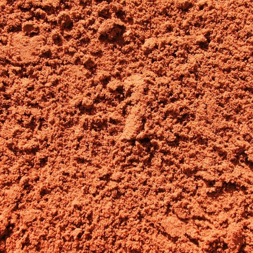 Red Building Sand - Loose