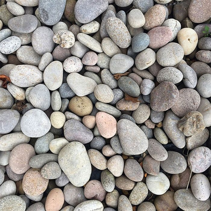 25kg Scottish Beach Pebbles 20-30mm