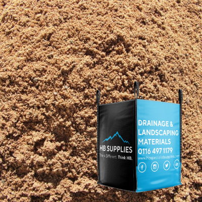 Bulk Bag Sharp Concreting Sand