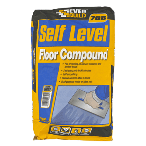 708 Self Leveling Compound 20kg