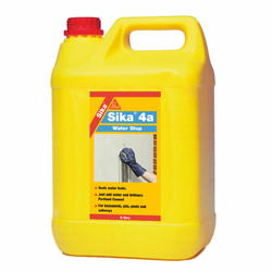 Sika 4A - 5ltr
