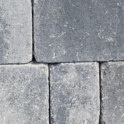 Abbey Traditional Driveway Blocks Ash 160 x 160 x 50mm (380 per pack) (9.74m2 per pack)