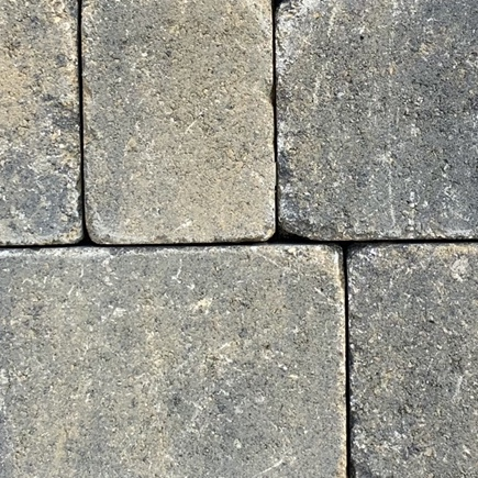 Abbey Traditional Driveway Blocks Burnt Willow 240 x 160 x 50mm (228 per pack) (8.76m2 per pack)