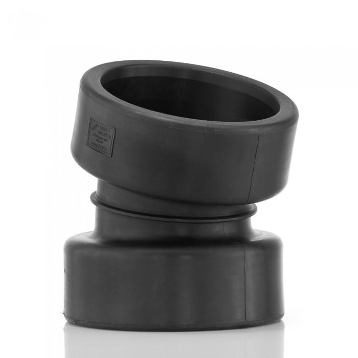 300mm Twinwall 15 Deg Bend