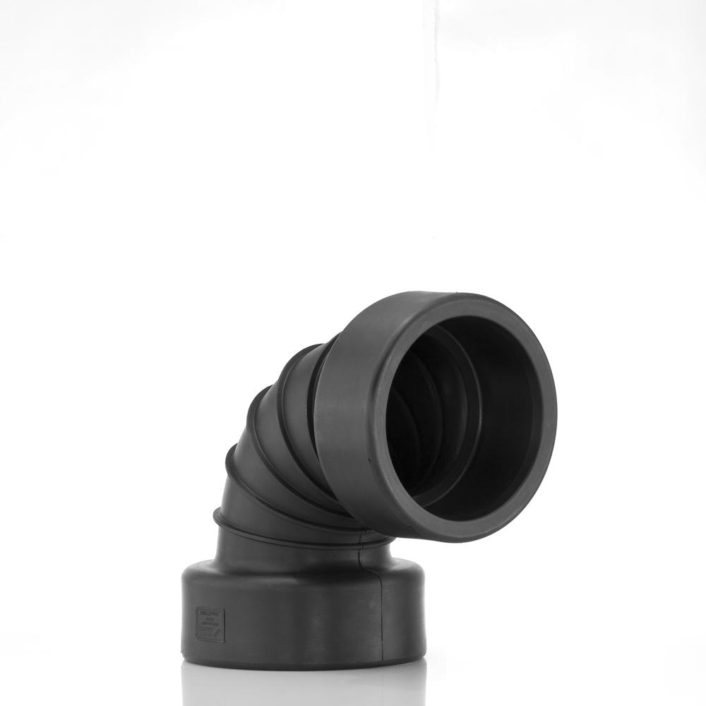 300mm Twinwall 90 Deg Bend