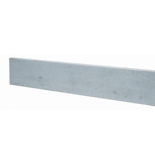 Wet Cast Plain Gravel Board 300mm